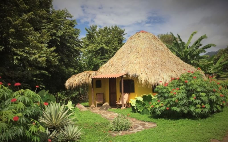 African Beach Hut Property For Sale