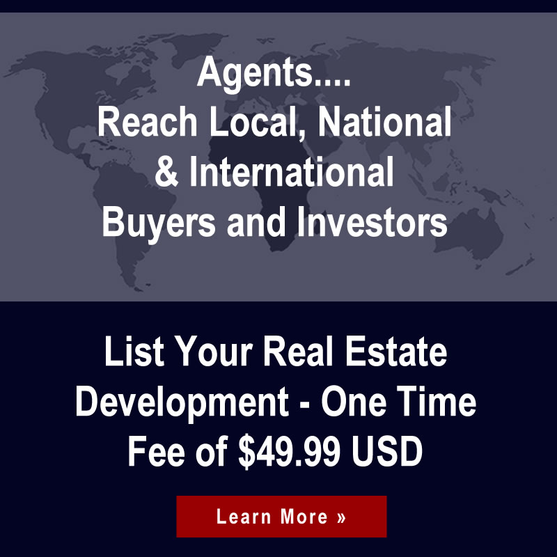 Agent Listing Real Estate Development
