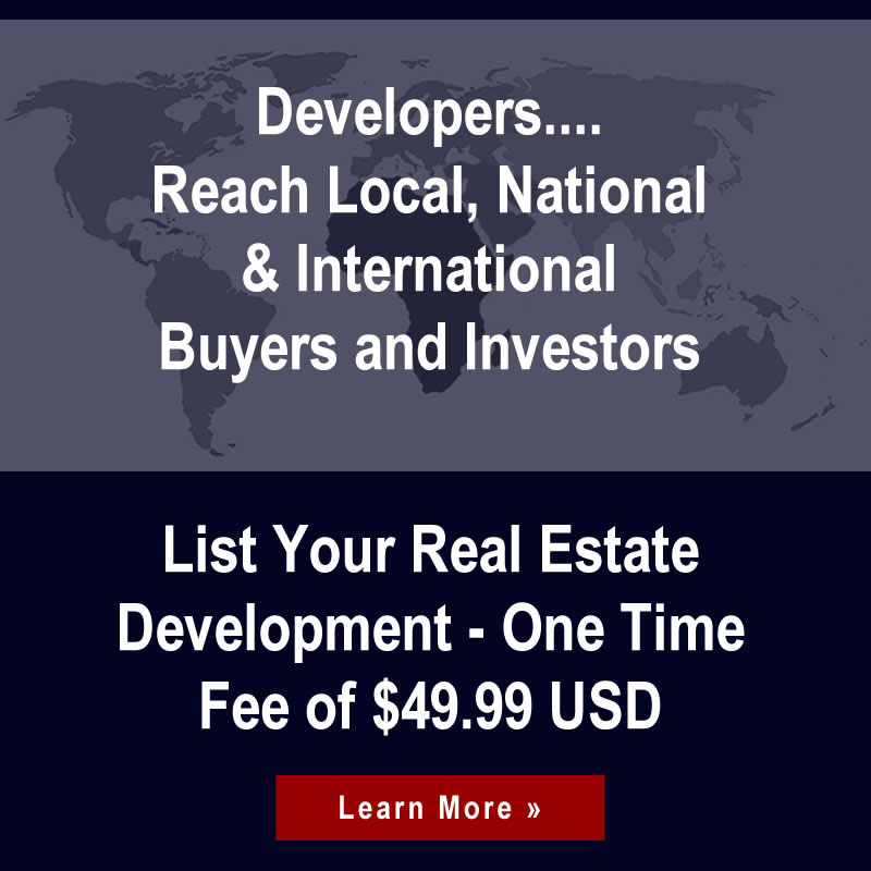 List Real Estate Development