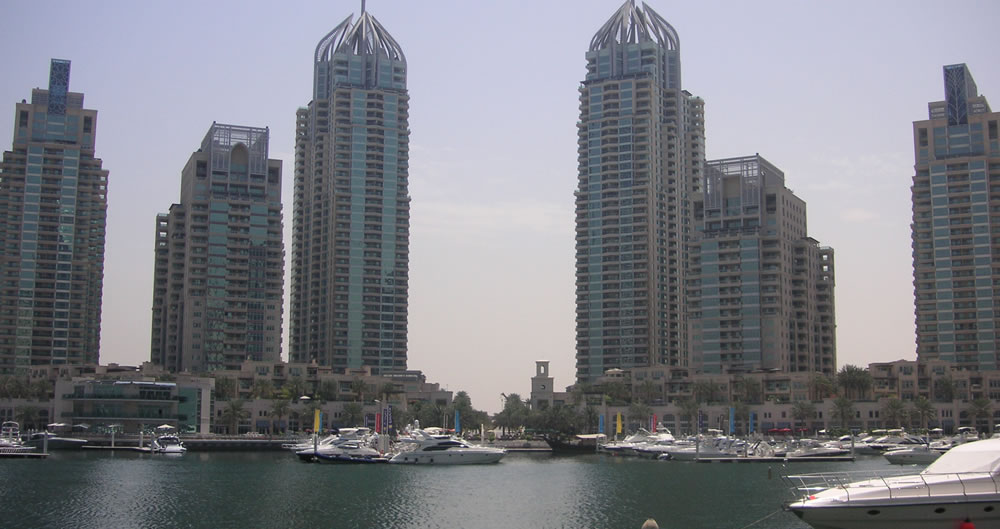 Dubai Real Estate Developments
